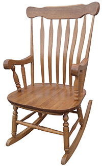 Wood Rocking Chairs