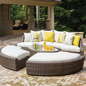 Outdoor Furniture - Wicker and Rattan